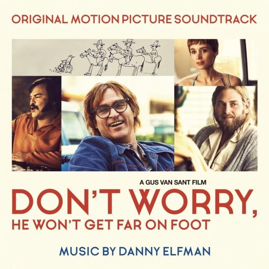 Cover Don't Worry, He Won't Get Far on Foot (Original Motion Picture Soundtrack)