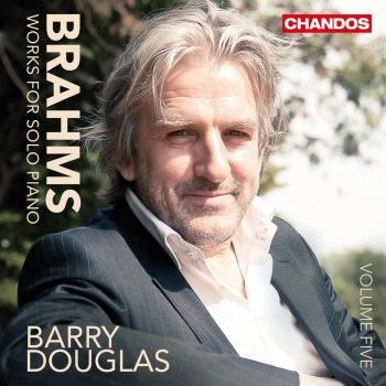 Cover Brahms: Works for Solo Piano, Vol. 5