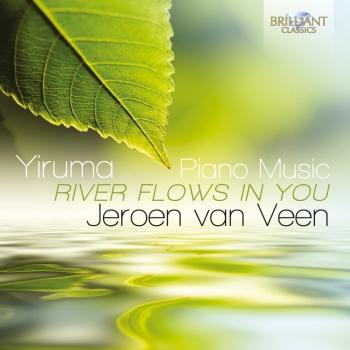 Cover Yiruma: Piano Music 'River Flows in You'