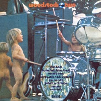 Cover Woodstock Two