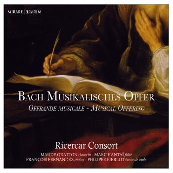 Cover Bach: The Musical Offering, BWV 1079