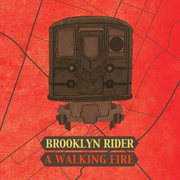 Cover A Walking Fire