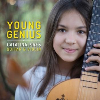 Cover Young Genius