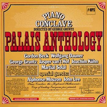Cover Palais Anthology (Remastered)