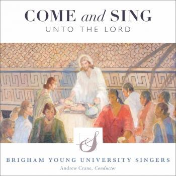 Cover Come and Sing unto the Lord