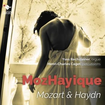 Cover MozHayique: Mozart & Haydn