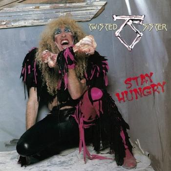 Cover Stay Hungry (Remaster)