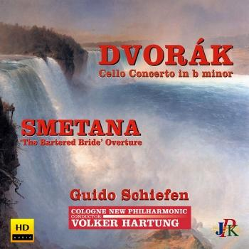 Cover Dvořák: Cello Concerto in B Minor - Smetana: Overture from 'The Bartered Bride' (Live)