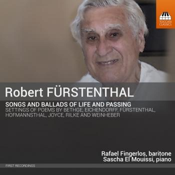Cover Fürstenthal: Songs and Ballads of Life and Passing