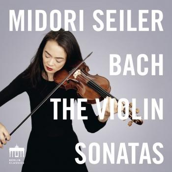 Cover The Violin Sonatas