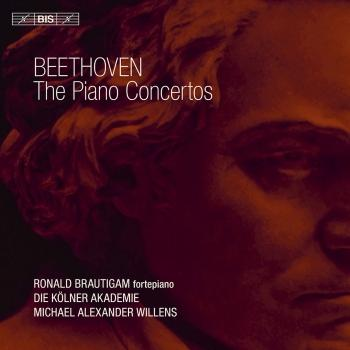 Cover Beethoven: Piano Concertos