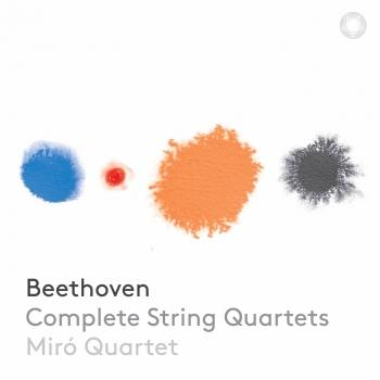 Cover Beethoven: Complete Works for String Quartet