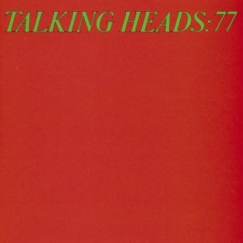 Cover Talking Heads: 77