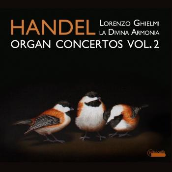 Cover Handel a Second Set of Concertos for the Organ