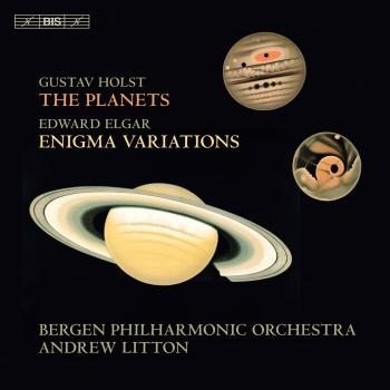 Cover Holst: The Planets, Op. 32 - Elgar: Enigma Variations, Op. 36
