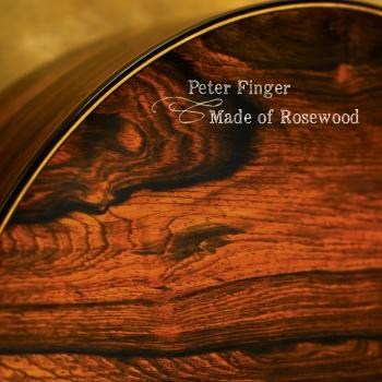 Cover Made of Rosewood