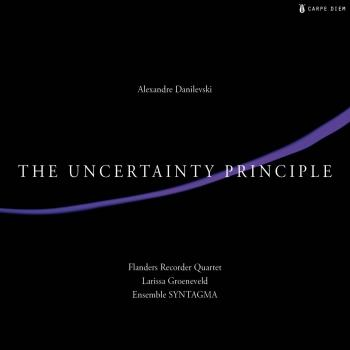 Cover The Uncertainty Principle