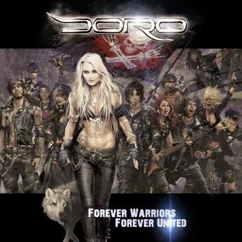 Cover Forever Warriors // Forever United