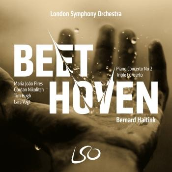 Cover Beethoven: Piano Concerto No. 2 & Triple Concerto