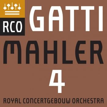 Cover Mahler: Symphony No. 4 in G Major