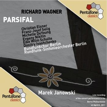 Cover Wagner: Parsifal