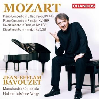 Cover Mozart: Piano Concertos, Vol. 2