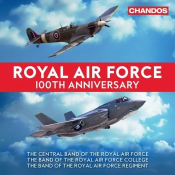 Cover Royal Air Force 100th Anniversary