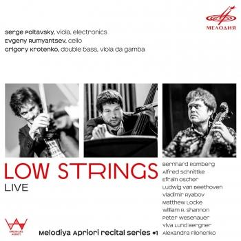 Cover Low Strings (Live)