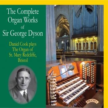Cover The Complete Organ Works of Sir George Dyson