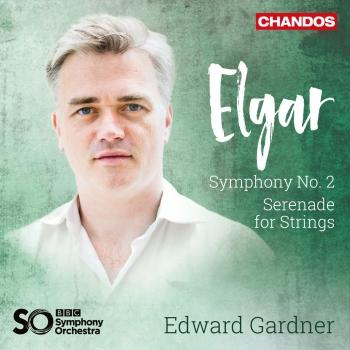 Cover Elgar: Symphony No. 2 & Serenade