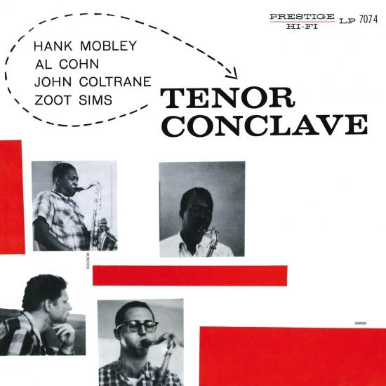 Cover Tenor Conclave (2016 Remaster)