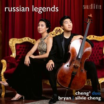 Cover Russian Legends (A short story of Russian Cello Music)