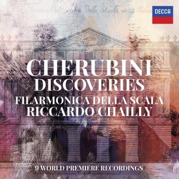Cover Cherubini Discoveries