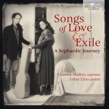 Cover Songs of Love and Exile