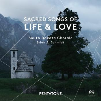 Cover Sacred Songs of Life & Love