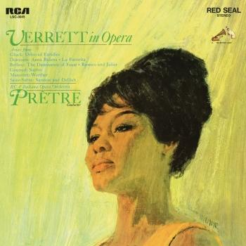 Cover Verrett in Opera (Remastered)
