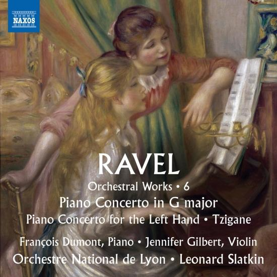 Cover Ravel: Orchestral Works, Vol. 6