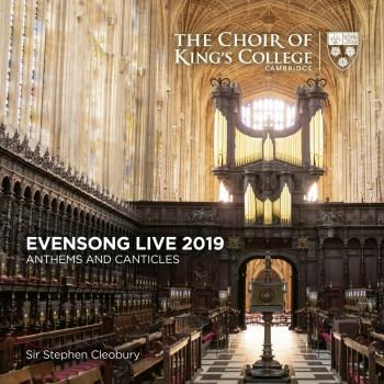 Cover Evensong Live 2019: Anthems and Canticles