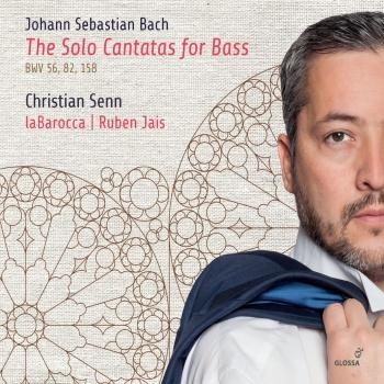 Cover Bach: The Solo Cantatas for Bass