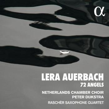 Cover Auerbach: 72 Angels