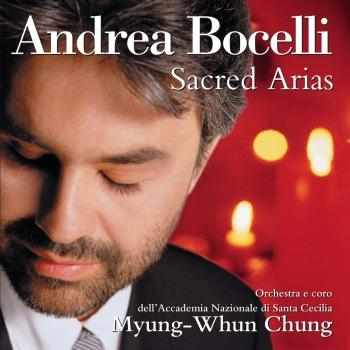 Cover Sacred Arias (Remastered)