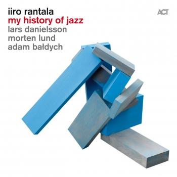 Cover My History Of Jazz