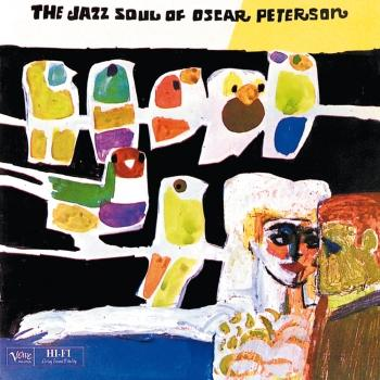 Cover The Jazz Soul Of Oscar Peterson