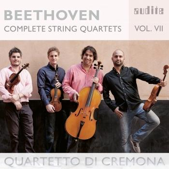 Beethoven: Complete String Quartets, Vol. 7