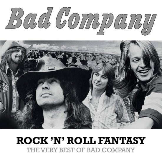 Cover Rock 'N' Roll Fantasy: The Very Best Of Bad Company (Remastered)