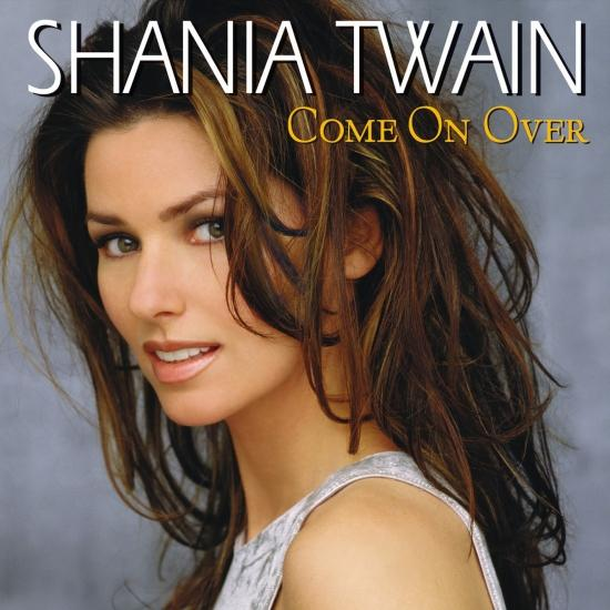 Cover Come On Over (Remastered)