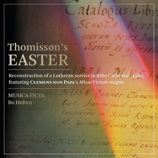Cover Thomissøn's Easter