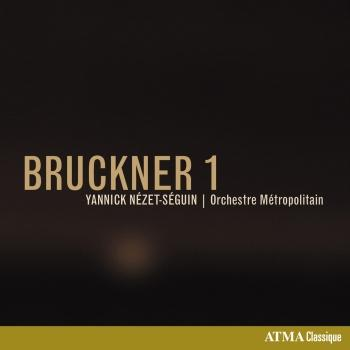 Cover Bruckner: Symphony No. 1 in C Minor, WAB 101 (1891 Vienna Version)