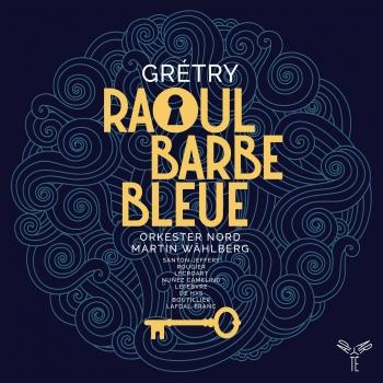 Cover Grétry: Raoul Barbe-Bleue