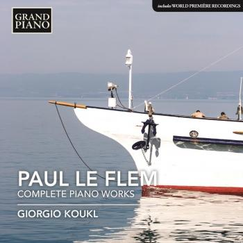 Cover Le Flem: Complete Piano Works